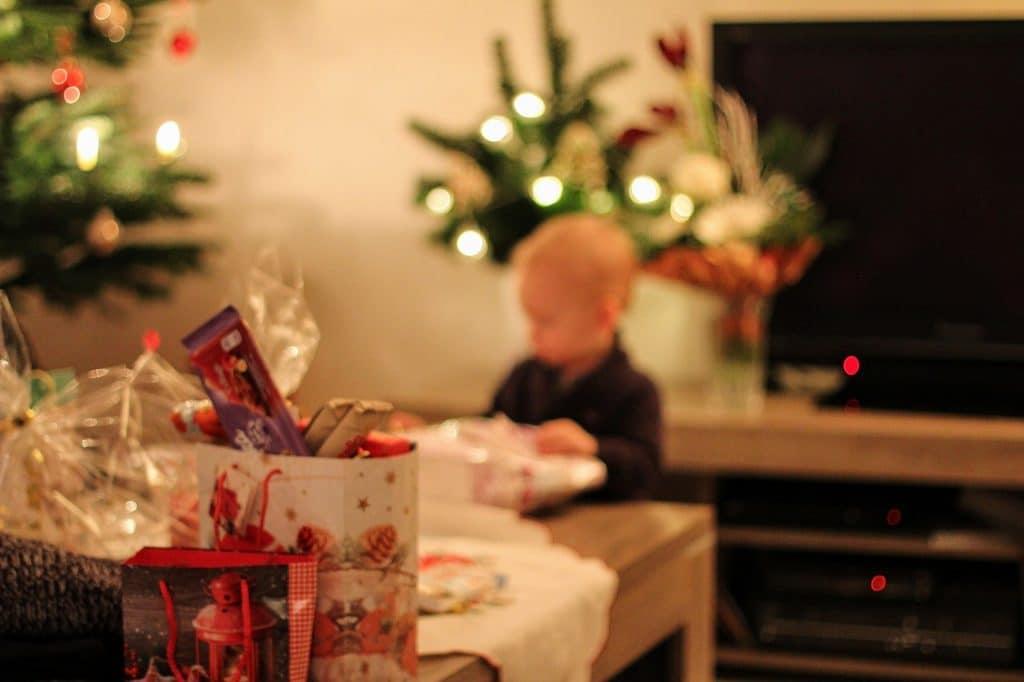 bedste gaver til barnet