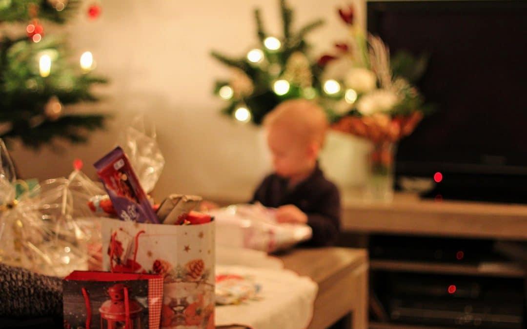 Sådan finder du de 5 bedste gaver til barnet