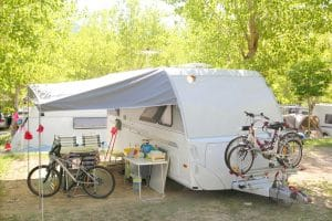 Camping sommerferie