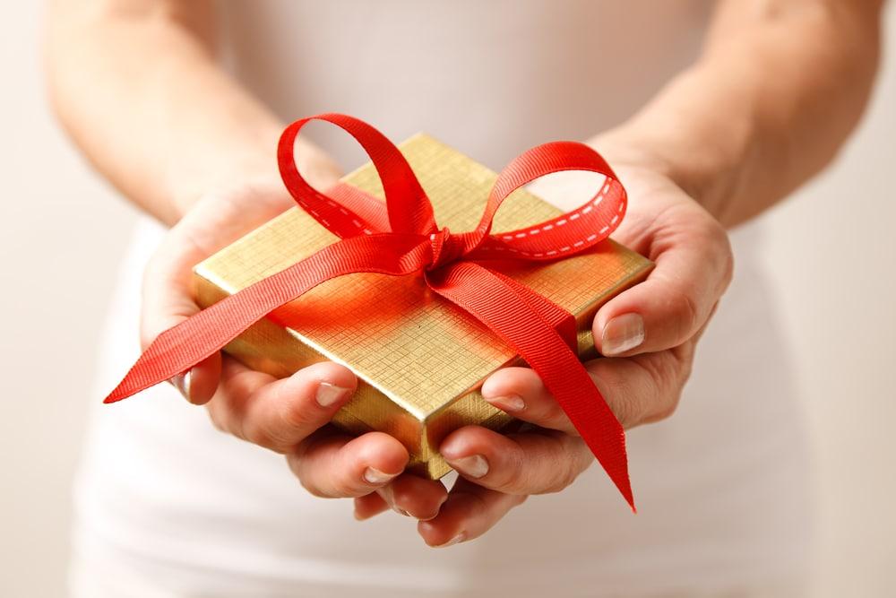 gaver til ham