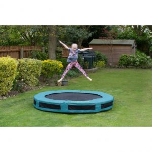 Jumpking Inground Havetrampolin