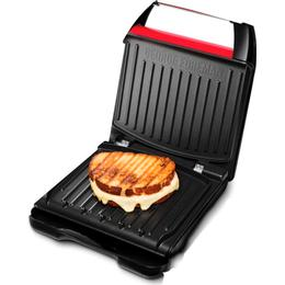 George Foreman Steel Family Red ElGrill